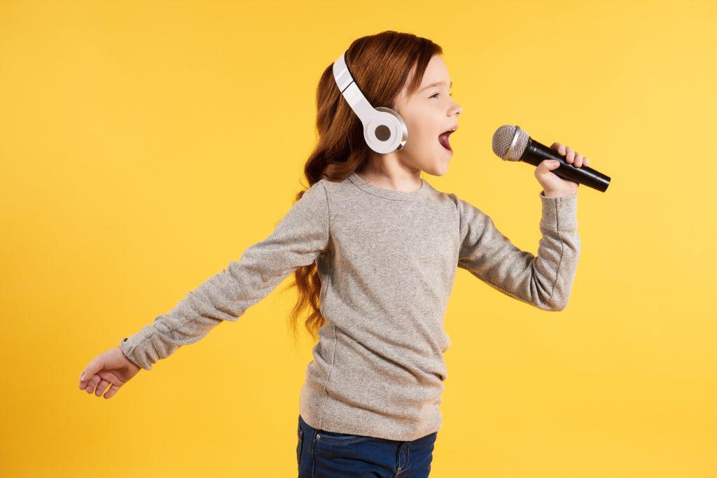 karaoke di waktu luang