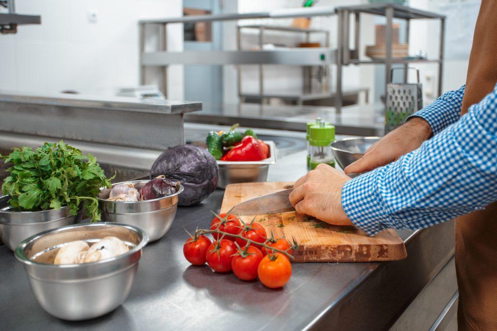 eksperimen resep masakan baru di waktu luang