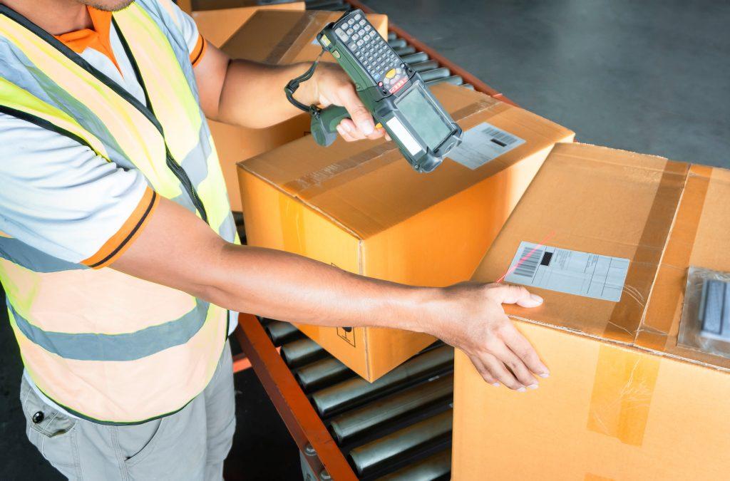 nomor resi pengiriman barang dalam transaksi online