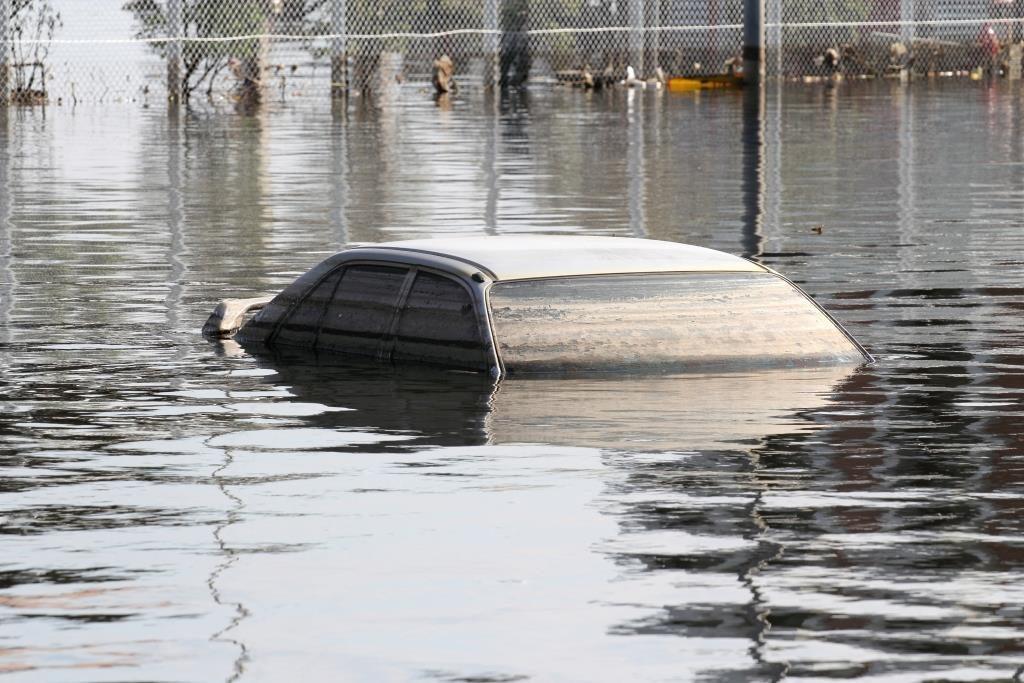 banjir akibat sampah