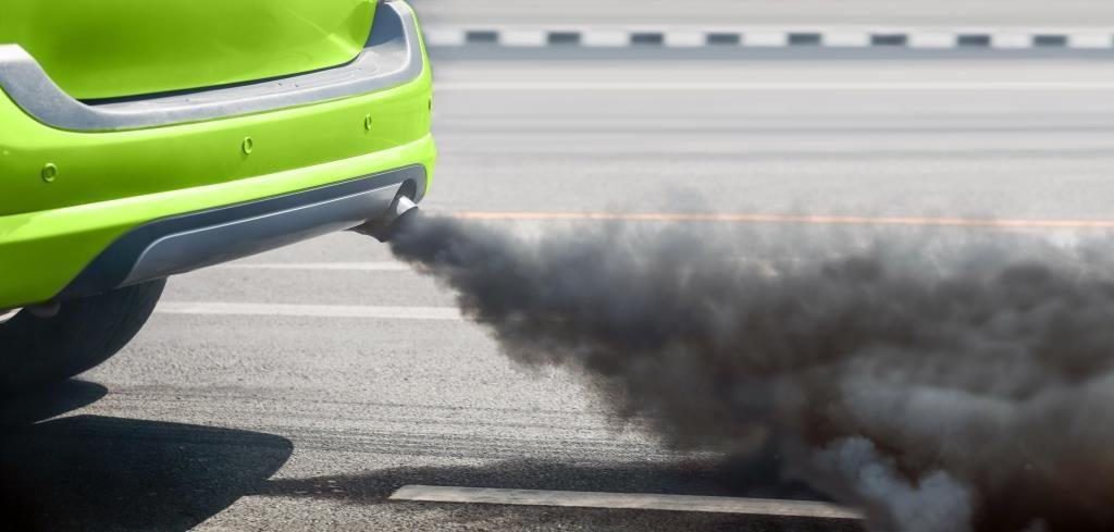 asap kendaraan bermotor