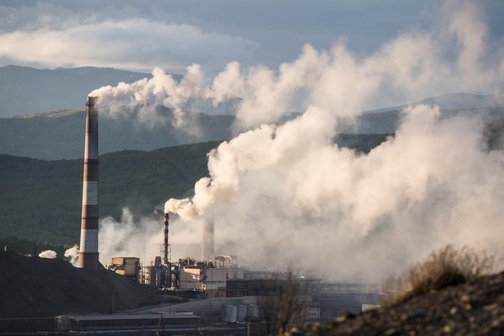 asap industri