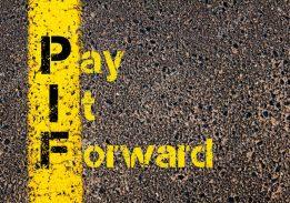 Sebarkan Kebaikan dengan Pay It Forward!